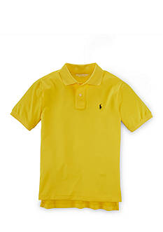 Polo Sport Short Sleeve Solid Polo Boys 8-20