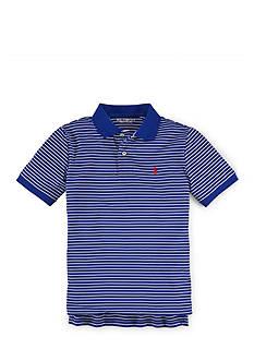 Polo Sport Short Sleeve Stripe Polo Boys 8-20