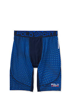 Polo Sport Compression Printed Shorts