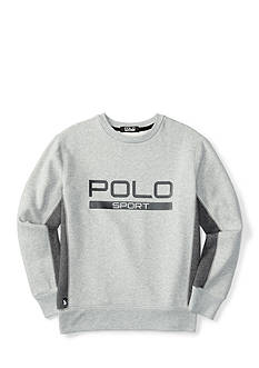 Polo Sport Fleece Top Boys 8-20