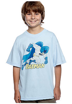 Trevco Inc. Running Retro Batman Tee Boys 8-20