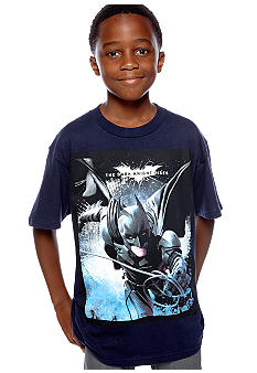 Trevco Inc. Swing Into Action Dark Knight Tee Boys 8-20