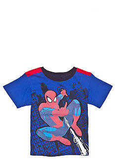 Marvel Ultimate Spiderman Tee Boys 4-7