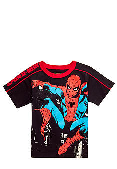 Marvel Glow in the Dark Spiderman Tee Boys 4-7
