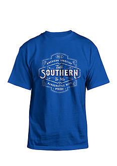 Hybrid Southern Talk Tee Boys 4-7