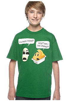 Hybrid Cheesy Friend Tee Boys 8-20