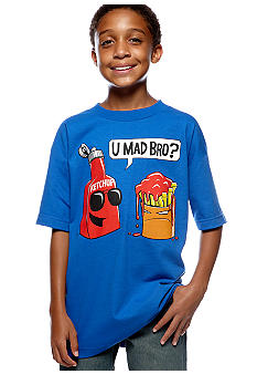 Hybrid™ Mad Fries Tee Boys 8-20