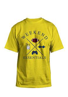 Hybrid Weekend Essentials Tee Boys 8-20