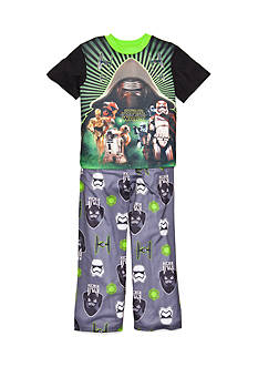 Star Wars 2-Piece Character Pajama Set Boys 4-10