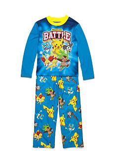 Pokémon™ 2-Piece 'Ready For Battle' Character Pajama Set Boys 4-20