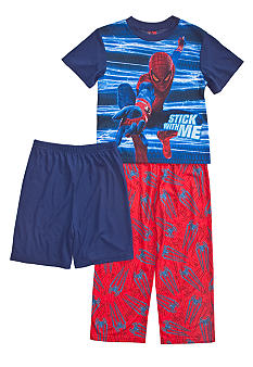 Marvel Spiderman 3-piece Pajama Set 4-10