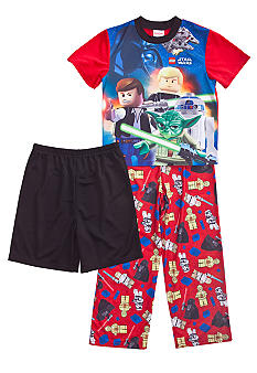 Lego Star Wars 3-piece Pajama Set 4-10