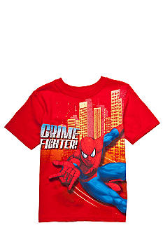 Marvel Spiderman Tee Boys 4-7