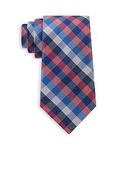 J Khaki™ Gingham II Tie Boys 4-20
