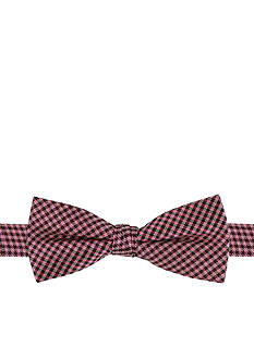 J Khaki™ Mini Gingham Bowtie Boys 4-20