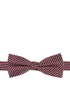 J Khaki™ Basic Mini Gingham Bow Tie Boys 4-20