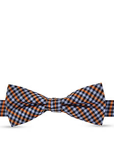J Khaki™ Gingham Bow Tie Boys 4-20