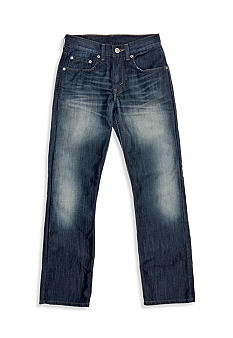 Levi's 514 Slim Straight Jean-Blurred Boys 8-20