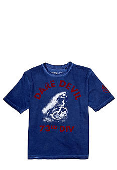 Buffalo David Bitton Nikaia Graphic Tee Boys 8-20