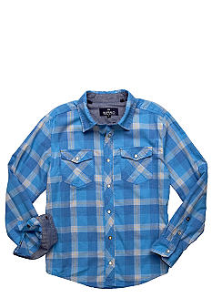 Buffalo David Bitton Sachion Woven Shirt Boys 8-20