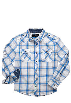Buffalo David Bitton Satenzen Woven Shirt Boys 8-20