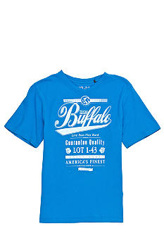 Buffalo David Bitton N-Intel V-Neck Graphic Tee Boys 8-20