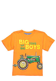 Sweet Potatoes Tractor Tee Boys 4-7