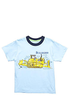 Sweet Potatoes Bulldozer Tee Boys 4-7