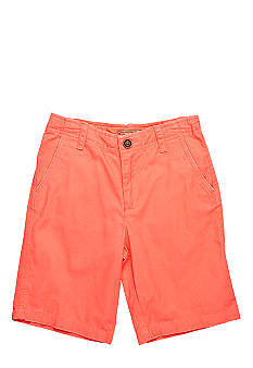 Red Camel Boys Flat Front Twill Short Boys 8-20