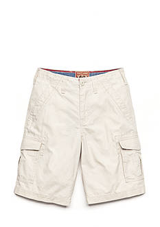 Red Camel Cargo Shorts Boys 8-20