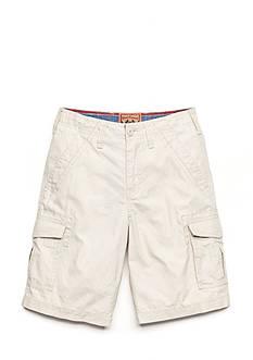 Red Camel Cargo Shorts Boys 8-20