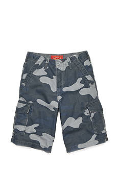 Red Camel Ripstop Cargo Shorts Boys 8-20