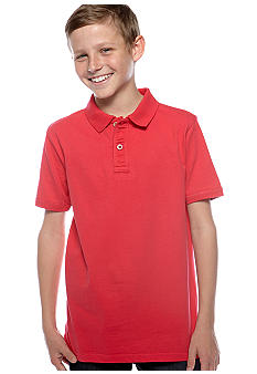 Red Camel Boys Solid Polo Boys 8-20