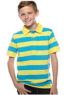 Red Camel Boys® Stripe Polo Boys 8-20