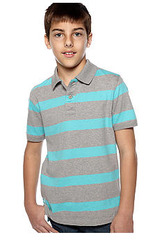 Red Camel Boys Stripe Polo Boys 8-20