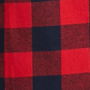 Boys Button Down Shirts: Blue/Burgundy Plaid Red Camel Long Sleeve Flannel Shirt Boys 8-20