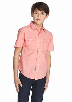 Red Camel Oxford Shirt Boys 8-20
