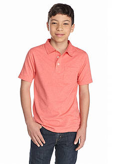Red Camel Siro Solid Polo Shirt Boys 8-20