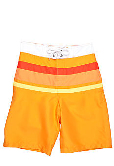 Red Camel Boys Color-Pieced Swim Trunk Boys 8-20