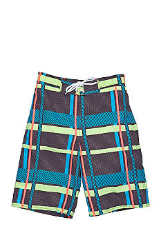 Red Camel Boys Printed Swim Trunk Boys 8-20