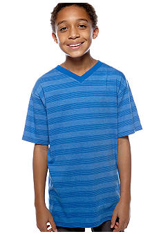 Red Camel Boys Razor Stripe V-Neck Boys 8-20