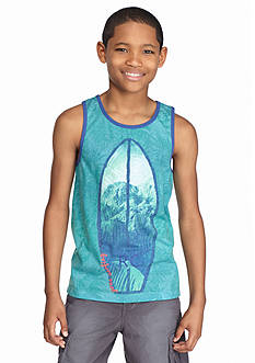 Red Camel Surf Board Tank Boys 8-20
