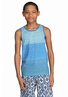 Red Camel Stripe Tank Boys 8-20