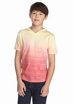 Red Camel Ombre Tee Boys 8-20