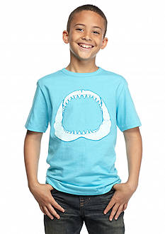 Red Camel Shark Teeth Tee Boys 8-20