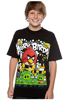 Angry Birds Angriest World Tee Boys 8-20