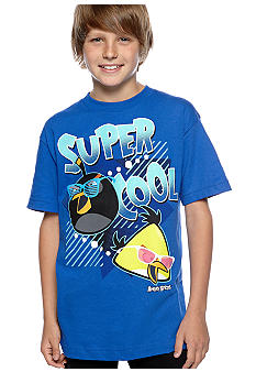 Angry Birds So Coolio Tee Boys 8-20
