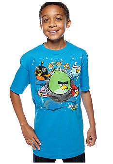 Angry Birds Group Tee Boys 8-20