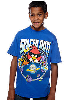 Fifth Sun Angry Birds Space Flight Tee Boys 8-20