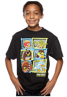 Angry Birds & Star Wars Six Shot Graphic Tee Boys 8-20